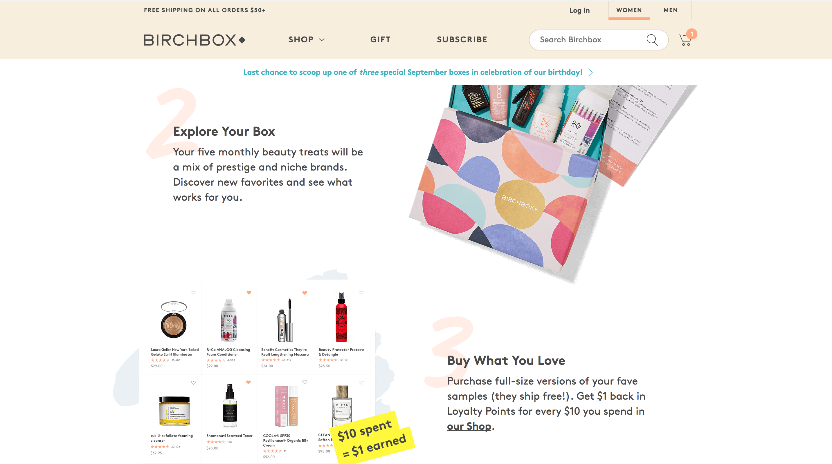 Birchbox Explained